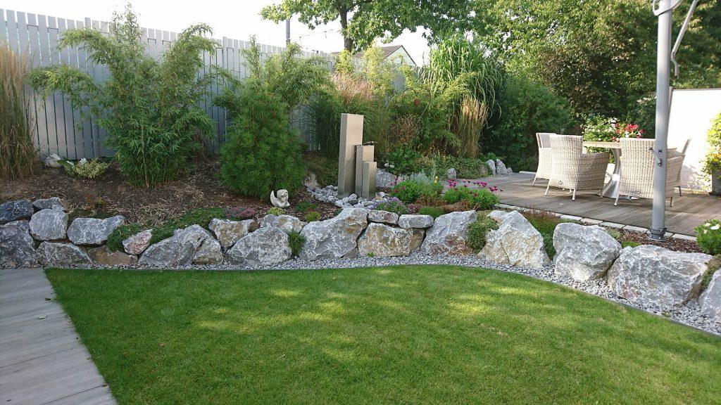 Döring-Gartengestaltung Lösungen für den kleinen Garten