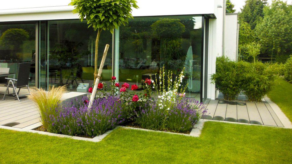 Döring-Gartengestaltung moderner Garten