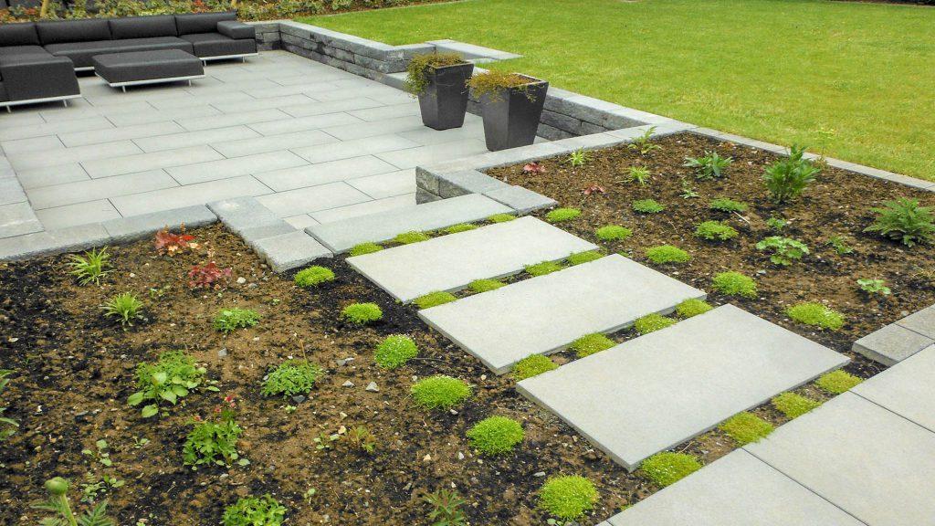 Döring-Gartengestaltung Terrasse